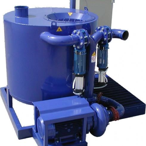 bentonite mud mixer - miscelatori bentonite