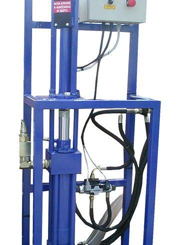grout pump - iniettori P45