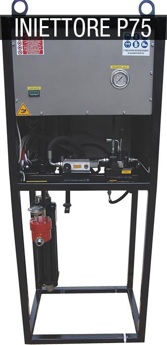 grout pump - iniettori P75