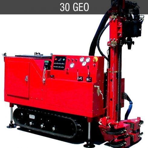 Geotechnical equipment - Macchine da perforazione Geotecnica JC 30 GEO