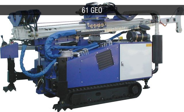 Geotechnical equipment - Macchine da perforazione Geotecnica JC 61 GEO