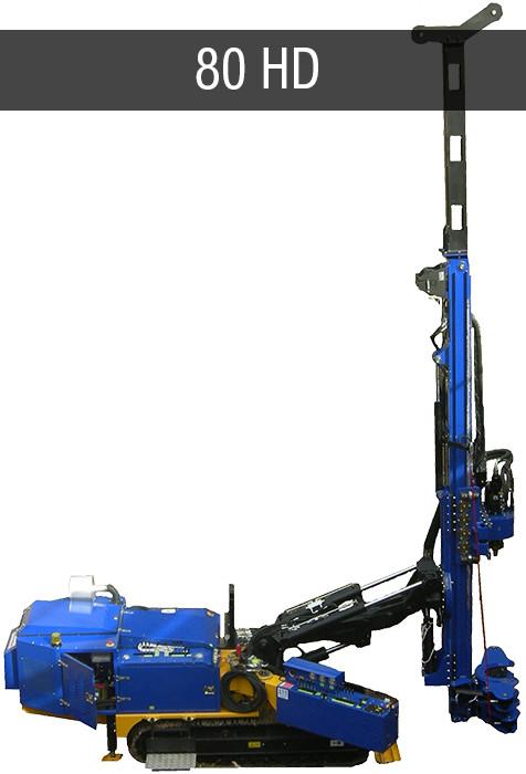 Macchine da perforazione micropali JC 80 HD