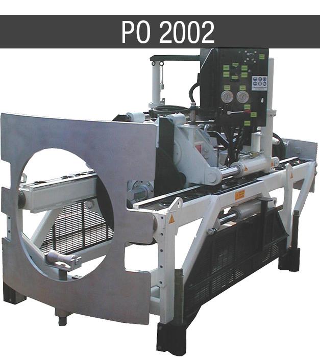 microtunnel PO 2002