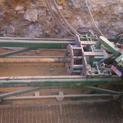 pipe jacking - spingitubo ST 1000